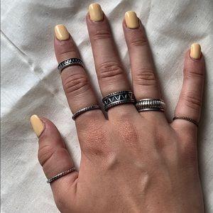 6 ring bundle